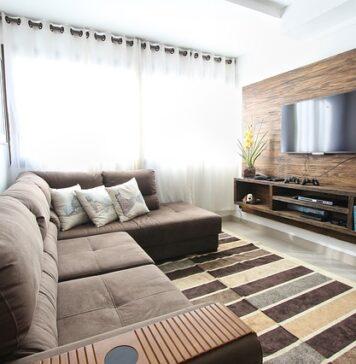telewizor dobrany do wnętrza